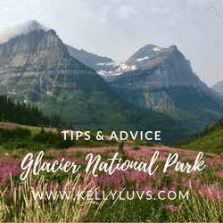 3 day Itinerary for Glacier NP