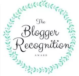 kelly Luvs won the Blogger recognition award