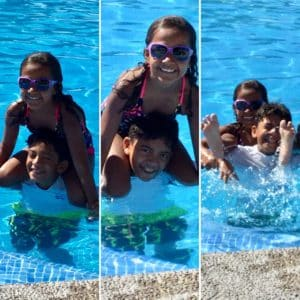 Family fun in Rocky Point Mexico